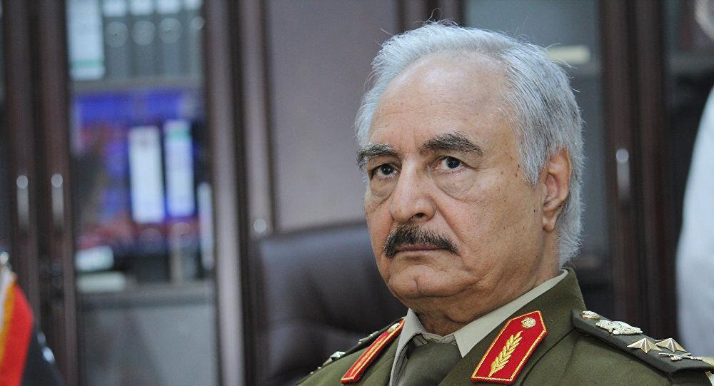 خبرنگاران حفتر: استعمارگران را از لیبی بیرون می کنیم