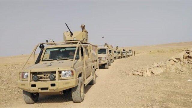 عملیات مشترک ارتش عراق و حشد شعبی در الانبار