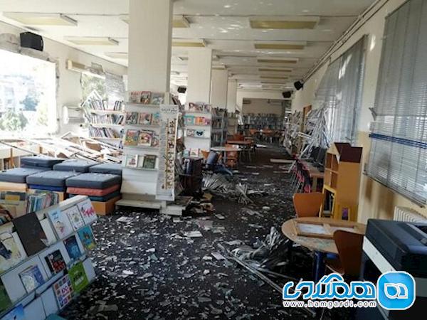 سرنوشت تلخ کتابخانه ها و کتابفروشی های بیروت
