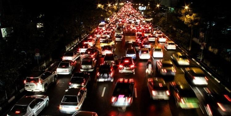 ترافیک نیمه سنگین در آزادراه های تهران-قم و تهران-ساوه