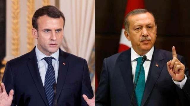 افزایش تنش میان فرانسه و ترکیه، خروج سفیر