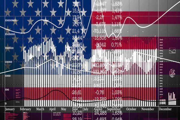نرخ تورم آمریکا در صد سال گذشته