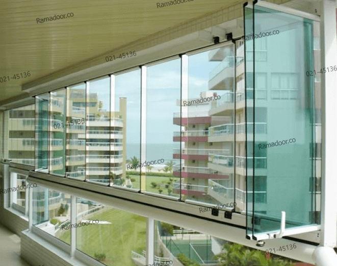شیشه و پارتیشن شیشه ای و کاربردهای آن در معماری