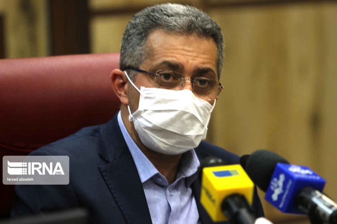 خبرنگاران معاون وزیربهداشت: اختیارات ستادهای استانی مقابله با کرونا بیشتر گردد
