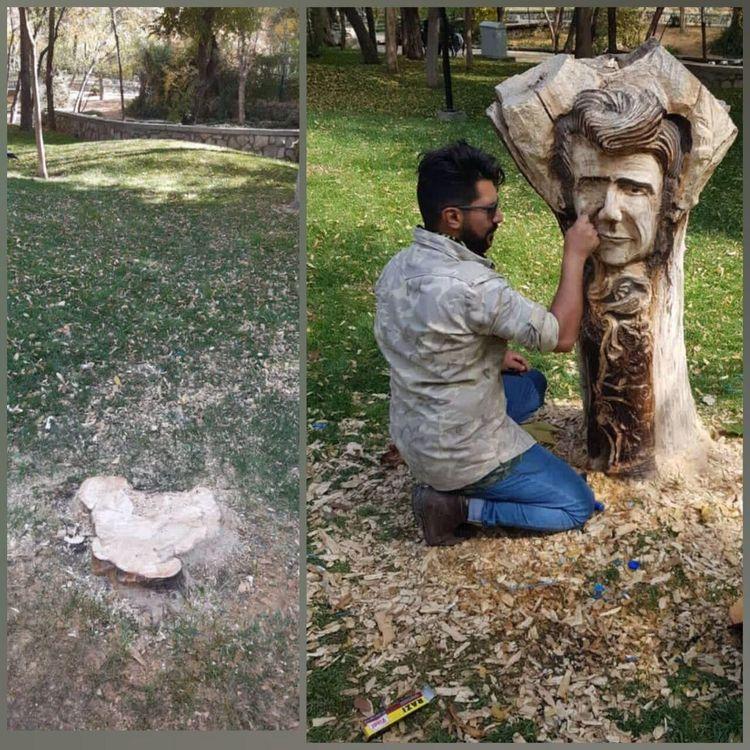 واکنش شهرداری مشهد به جمع آوری مجسمه شجریان