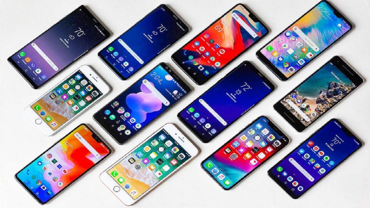 قیمت انواع گوشی موبایل، امروز 22 آبان 99