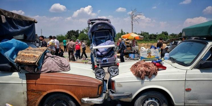 شیطان بازار تهران تعطیل شد