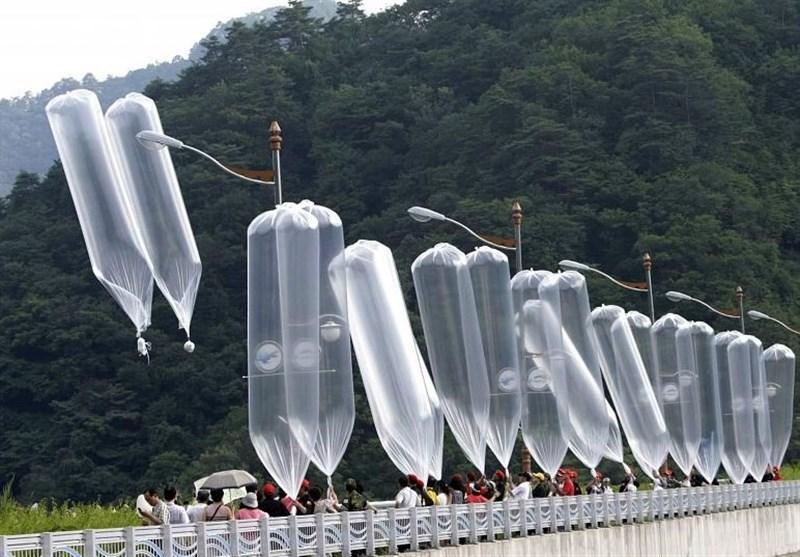 ممنوعیت انتشار اعلامیه&zwnjهای تبلیغاتی علیه کره شمالی در کره جنوبی