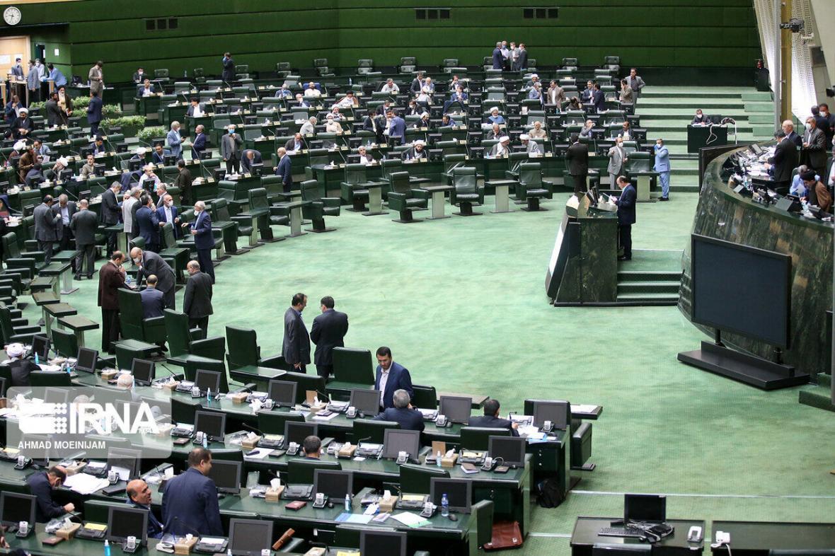 قرار داد ایران و چین روی میز مجلس