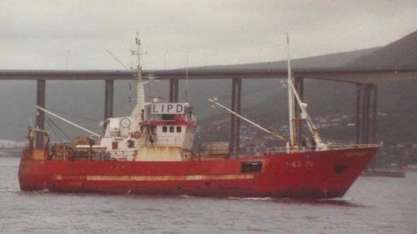 17 مفقودی در حادثه غرق شدن یک کشتی در روسیه