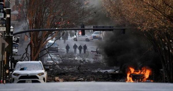 عامل بمب گذاری نشویل مشخص شد