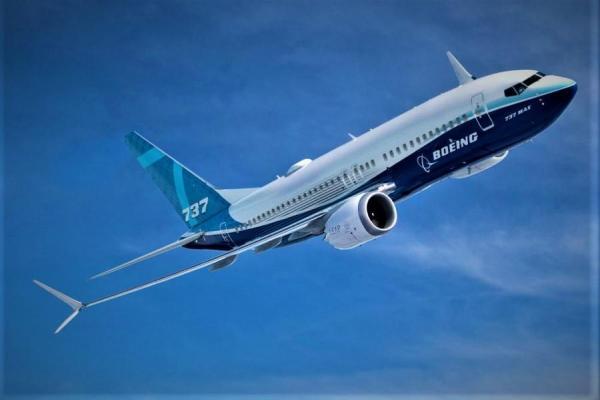 شروع تست های بوئینگ 737 مکس