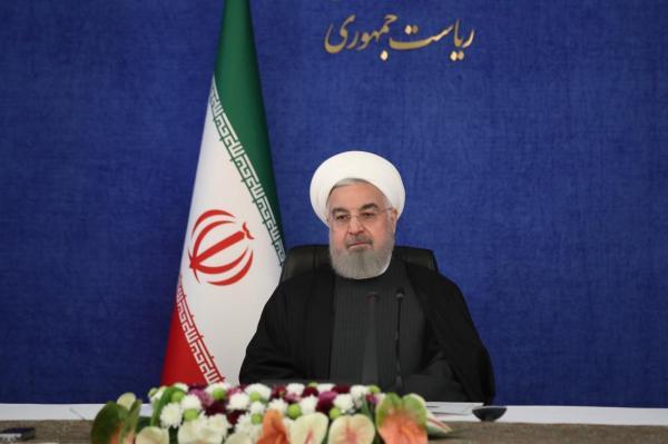 روحانی: از اظهار ندامت آمریکا استقبال می کنیم