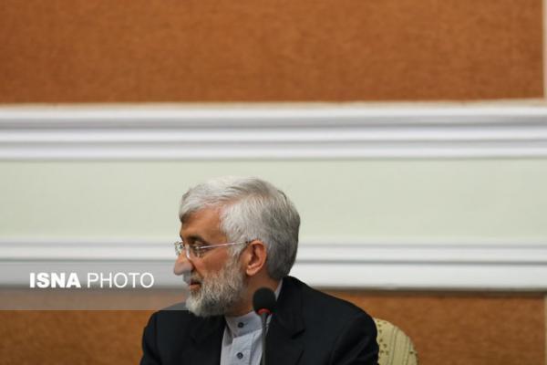 جلیلی: رئیس جمهور درباره عملکرد 382 شرکت دولتی در جنگ اقتصادی گزارش بدهد