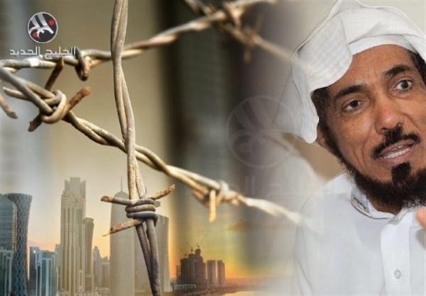 عربستان، کوشش ناکام بن سلمان برای پاک کردن کارنامه سیاه خود، کمپین پسر سلمان العوده در حمایت از پدرش