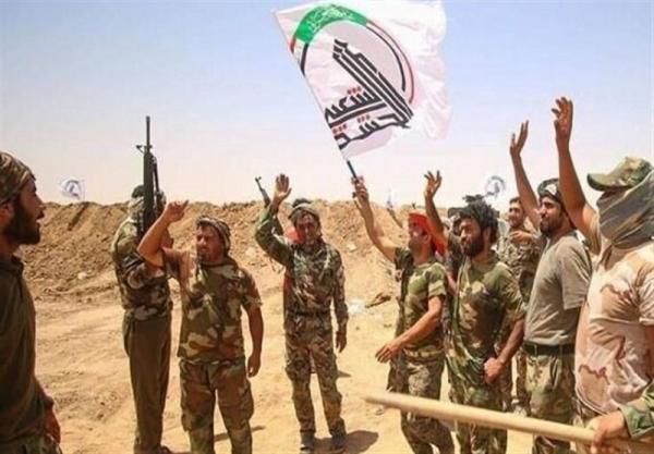خاتمه عملیات انتقام شهدا حشد شعبی در استان صلاح الدین عراق