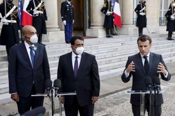 مکرون فرانسه را تعطیل کرد
