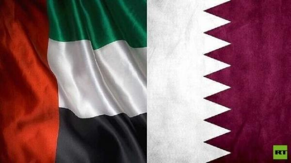 قطر به امارات نفت صادر کرد