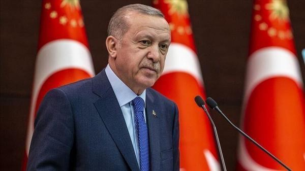 اردوغان: امیدوارم اتحاد و همگرایی نوروز، جهانی شود