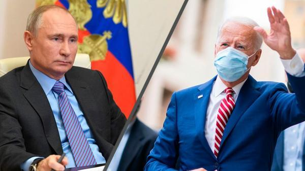 دعوت بایدن از پوتین برای دیدار در اروپا