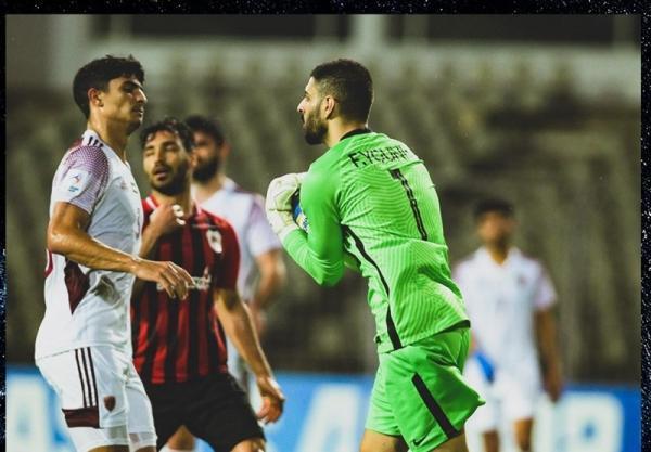 لیگ قهرمانان آسیا، شکست الریان 9 نفره برابر الوحده امارات، یاران خلیل زاده حذف شدند