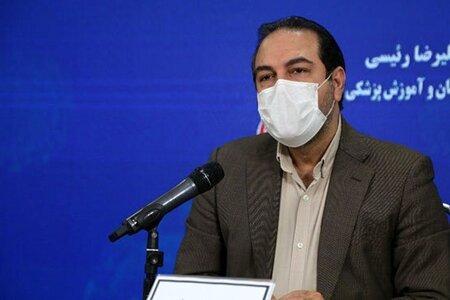 شرایط باثبات کرونا در 25 استان ، شروع فرایند نزولی در 15 استان ، 38 درصد مردم ماسک نمی زنند