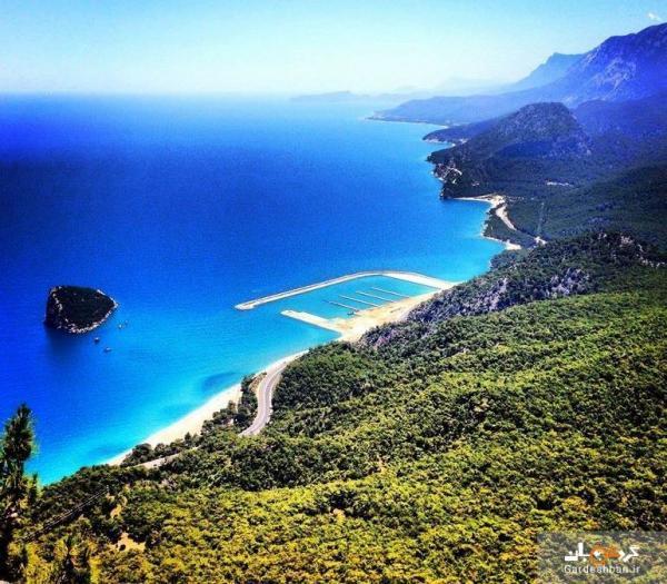 جزیره موش؛ جاذبه کمتر شناخته شده آنتالیا