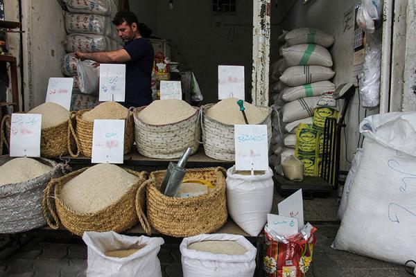 برنج ایرانی تا 47 هزار تومان قیمت خورد