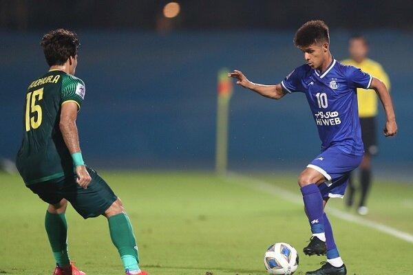 انگیزه زیادی در تیم ملی دارم، تمرکزمان روی بازی با هنگ کنگ است