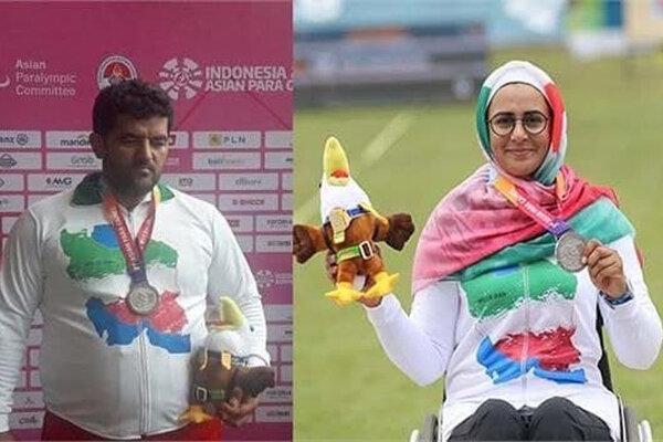 انتخاب پرچمداران کاروان اعزامی به پارالمپیک با قرعه کشی !
