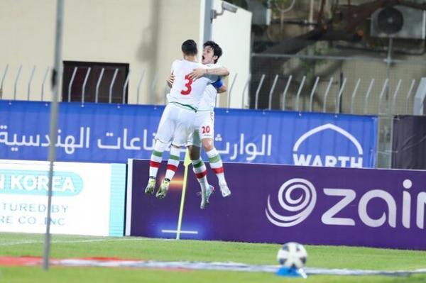 انتها ماموریت عظیم با چهار پیروزی، تیم ملی فوتبال ایران صعود کرد