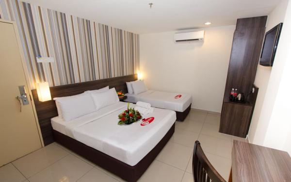 مای هتل بوکیت بینتاگ؛ هتلی سه ستاره و میان رده در کوالالامپور، عکس