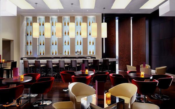 هتل 4 ستاره نووتل دیره سیتی سنتر دبی