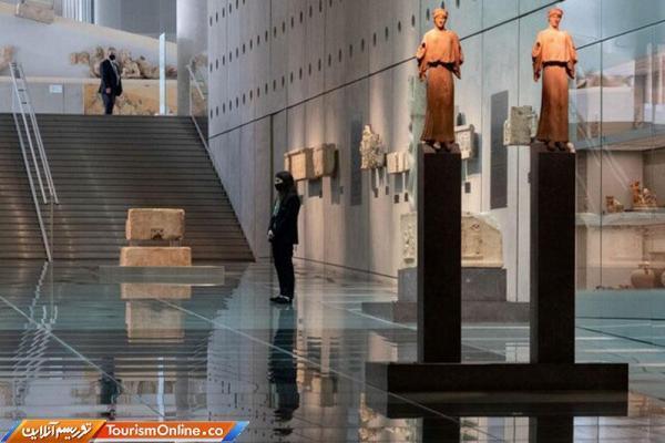 شروع به کار موزه ها در یونان در آستانه فصل گردشگری