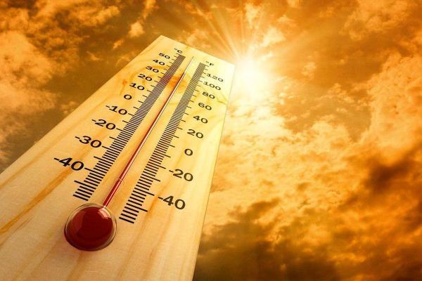 ماندگاری هوای گرم در سمنان